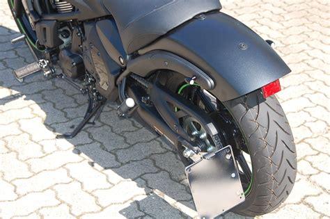 Kawasaki Z900rs Tieferlegen by Umgebautes Motorrad Kawasaki Vulcan S Moto Service