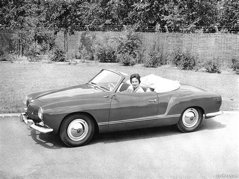 imagenes vw karmann ghia fotos de volkswagen karmann ghia convertible type14 1957