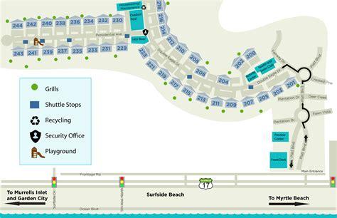 Resort Map   Plantation Resort