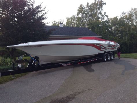 fountain boats for sale on ebay fountain 42 lightning 1998 for sale for 47 500 boats