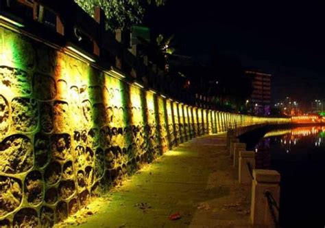 Outdoor Wall Wash Lighting Outdoor Led Wall Wash Landscape Lighting Fixtures 1m 30w Wall Washer Sanli Led Lighting