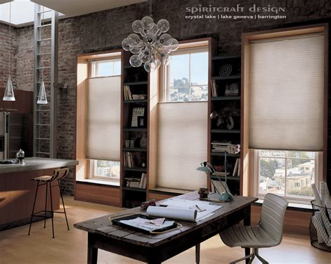 interior design window treatments blinds and shades graber hunter douglas crystal lake