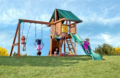 swing sets toddlers kids playsets with monkey bars two ring with monkey bars