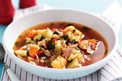 hearty vegetable soup recipe vegetarian
