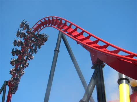 uncategorized the theme park place page 6 six flags great america is it packed real time crowd