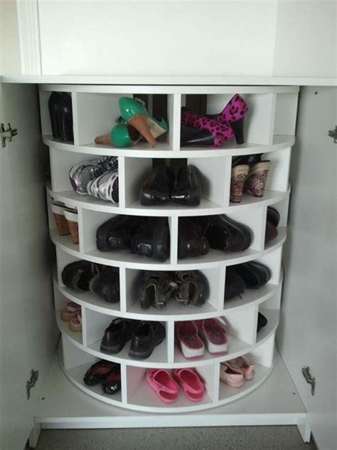 The Most Simple Shoe Closet Ideas Advice For Your Home Decoration 25 Creative Shoe Storage Ideas