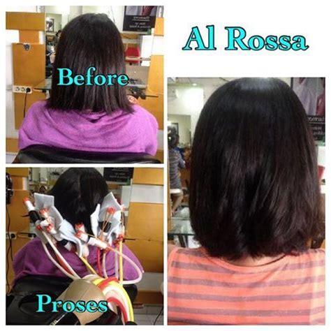 blow permanent rambut pendek   tetep bisa