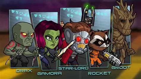 gamers anime universal guardians of the galaxy the universal weapon trailer