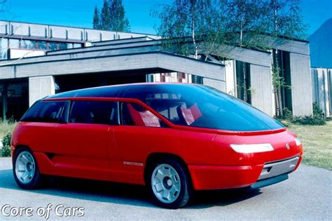 Bertone Genesis The Lamborghini Powered Minivan