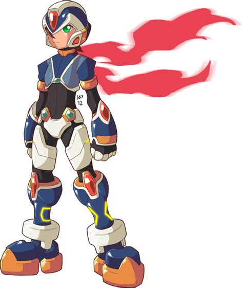 megaman zx 640 best images about on shadow