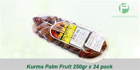 Buah Kurma Palm Frutt jual grosir kurma palm fruit tunisia dus 6kg 24 pack