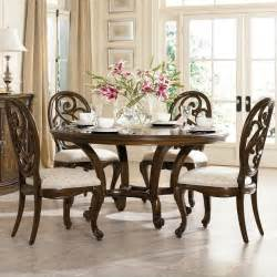 Beautiful Kitchen Tables American Drew Mcclintock Couture 5 Pc Dining Table Set At Hayneedle