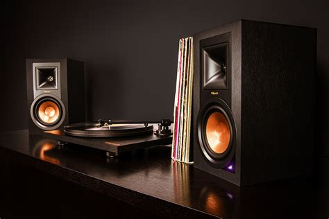 the best record player speakers budget to bookshelf