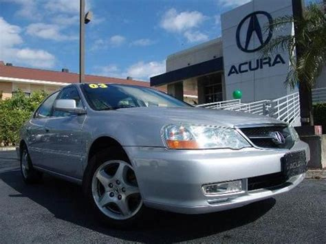how do i learn about cars 2003 acura cl user handbook buy used 2003 acura tl in pompano beach florida united states