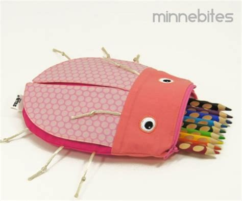 Handmade Cases - handmade bags and pencil cases from minne bites