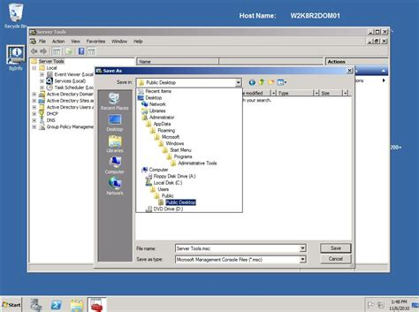 microsoft management console how to create custom microsoft management consoles mmc s