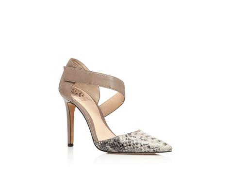 vince camuto high heels vince camuto carlotte asymmetrical high heel pumps