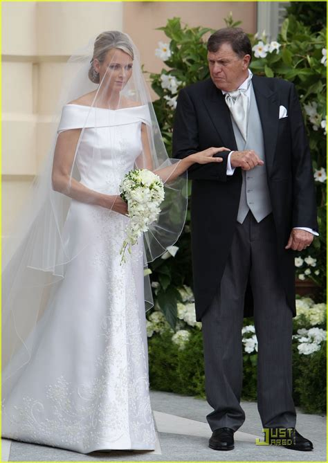 hochzeitskleid charlene von monaco hairstyles princess charlene wedding dress