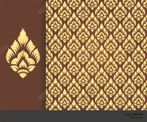 Thai Design asian traditional art design vector thai traditional
