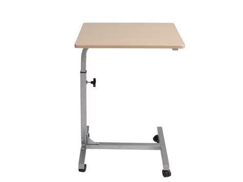 Moving Desk by Laptop Stand Table Desk Adjustable Height Easy Moving Jpg