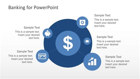 Free Bank Industry Powerpoint Template Powerpoint Template For