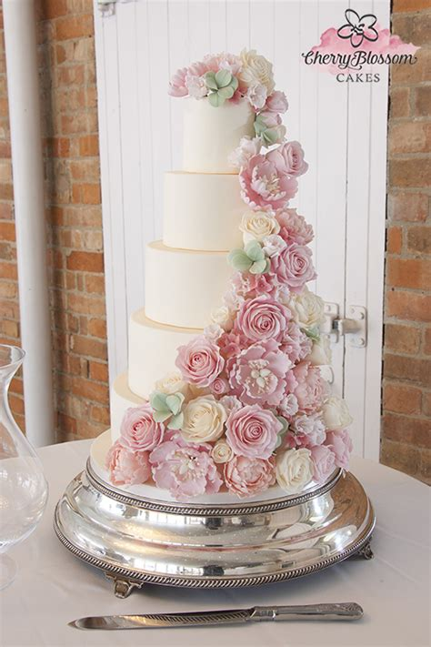 Bespoke Wedding Cakes by Home Www Cbcakes Co Uk