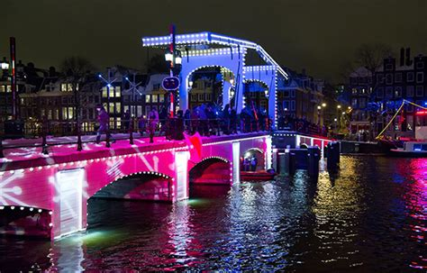 festival of light in amsterdam 2017 amsterdam light festival 2017 2018 water colors illuminade