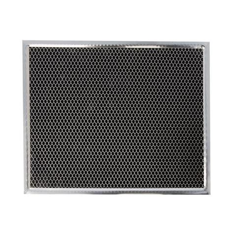 kitchen exhaust fan filter broan nutone range vent aluminum grease filter kit