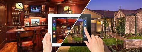 tv home theater automation surveillance installation
