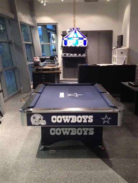 61 Best Dallas Cowboys Man Caves Images On Pinterest Man Dallas Pool Table
