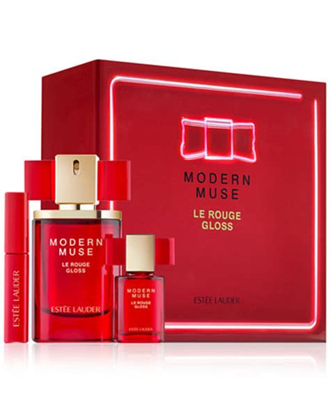 moderne speisesäle sets est 233 e lauder modern muse le gloss set gifts