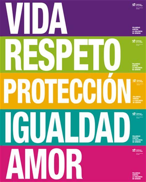 imagenes frases contra la violencia de genero ice la nueva comunicaci 243 n palabras contra la violencia
