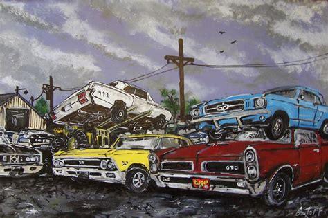 the junkyard home junkyardedsel