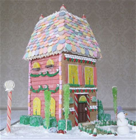 two story gingerbread house template gingerbread city house template