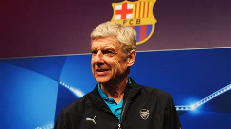 barcelona join premier league arsenal boss arsene wenger not convinced barcelona would