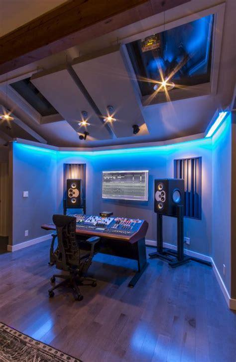 fm design private recording studio portfolio