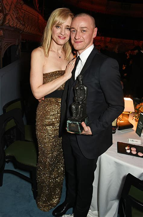 james mcavoy relationships james mcavoy and anne marie duff to divorce after nine