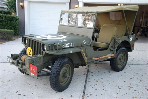 jeep willys for sale 1948 jeep willys cj2a for sale