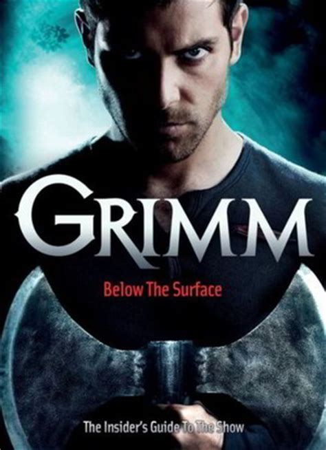 below the surface a code of silence novel books grimm below the surface the insider s guide to the show