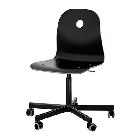 Office Chairs Ikea Malaysia V 197 Gsberg Sporren Swivel Chair Black Ikea
