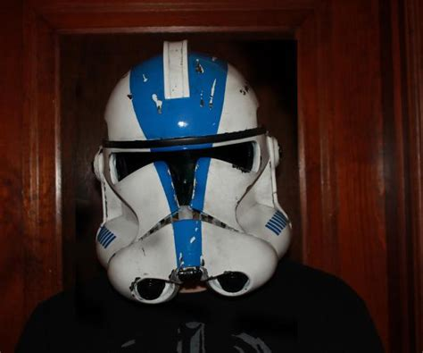 How To Make A Clone Trooper Helmet Out Of Paper - clone trooper helmet phase 2