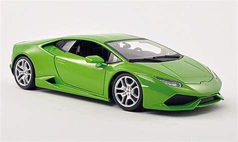 Diecast 118 Lamborghini Huracan Lp 610 4 lamborghini huracan lp 610 4 green burago diecast model