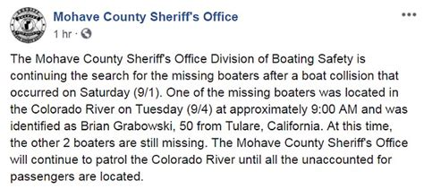boat crash colorado river cause survivors describe total chaos during colorado river