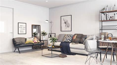 scandinavian apartment scandinavian apartment ready to render 3d model max obj