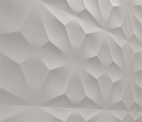 Fliese 3d by 3d Wall White Ceramic Tiles From Atlas Concorde