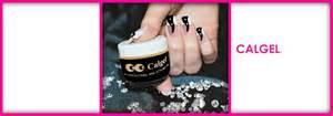 calgel nail extensions and calgel overlays edinburgh