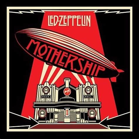Led Zeppelin Mothership led zeppelin mothership best of