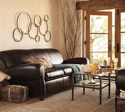 Family Room Dark Brown Sofa Living Rooms Brown Sofa | living room living room decorating ideas with dark brown