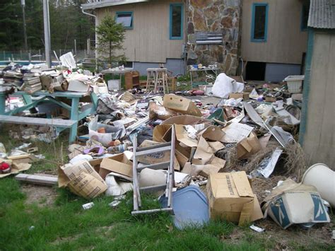 Bad Garage by Palmer Cleanouts Disposal Llc Fremont Nh 03044 603