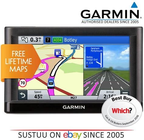 Gps Garmin Nuvi 65lm Grosir Pelapak 6 garmin nuvi 65lm 6 quot car gps satnav free lifetime uk western europe map updates sustuu